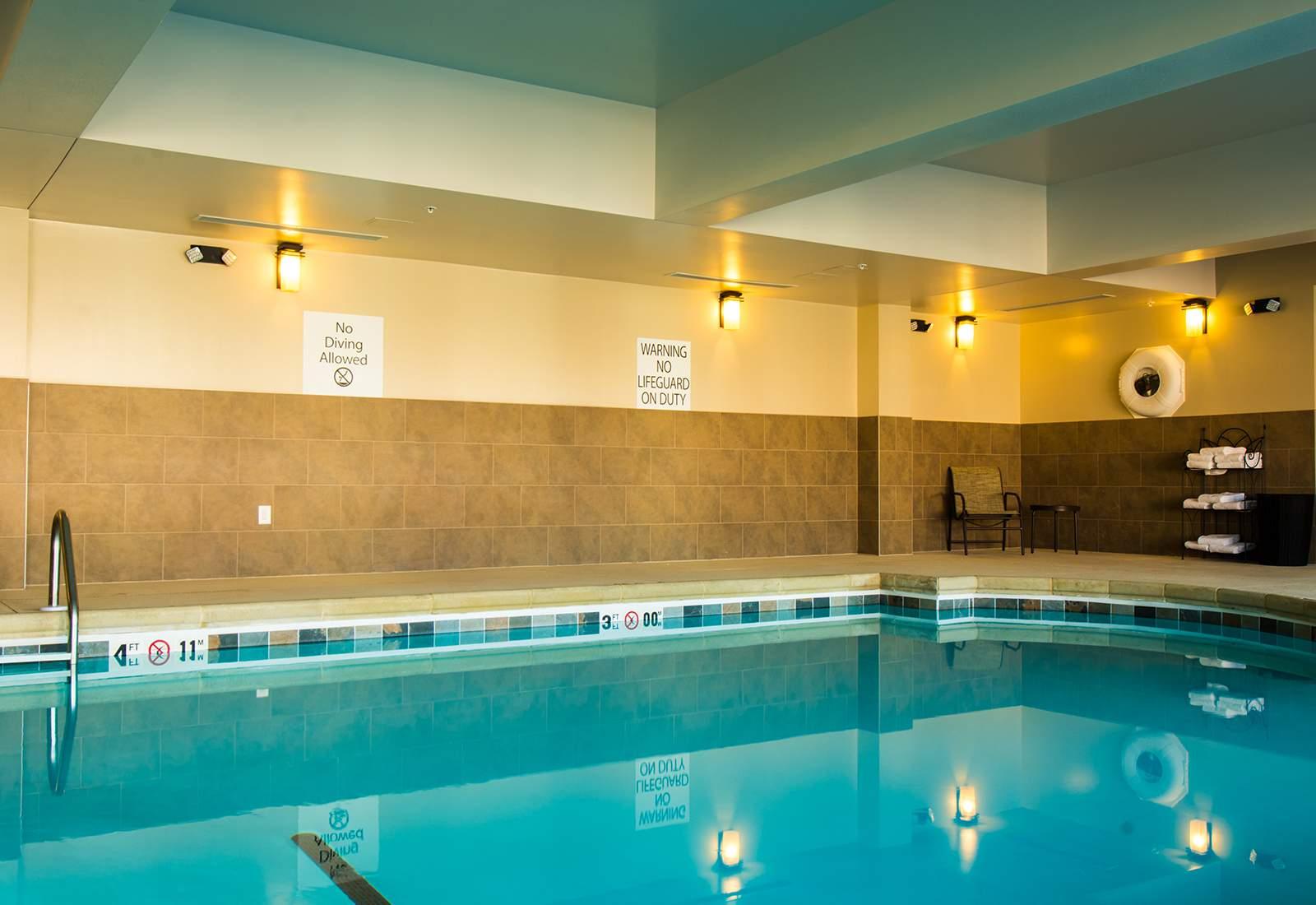 The Pool At Holiday Inn Turnpike Stuart Associates Commercial Flooring Inc
